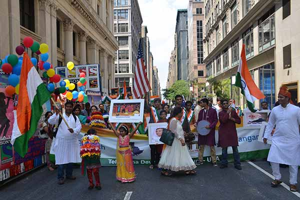 India Day Parade in New York