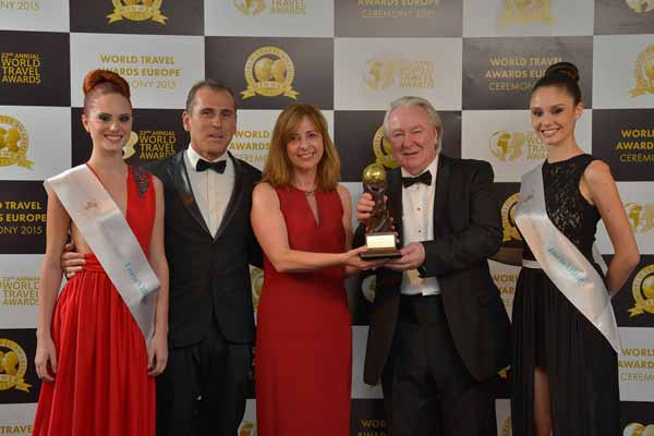 World Travel Awards: Las Colinas Golf & Country Club recognised