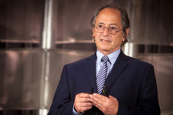 Nobel laureate Michael Levitt to attend PM's Silicon Valley event