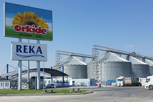 Turkish edible oil producer Reka receives EBRD support for expansion