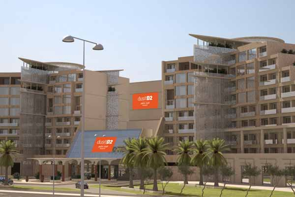 Oman to welcome dusitD2 Palm Mall Muscat in 2017