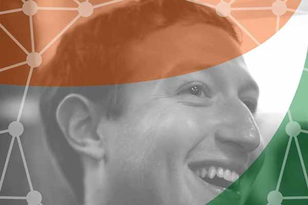 India is very important in Facebook's history