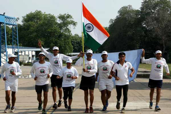 Indian Air Force Conducts Ultra Marathon and Aero Expeditions on the Occasion of Golden Jubilee of 1965 Indo-Pak War