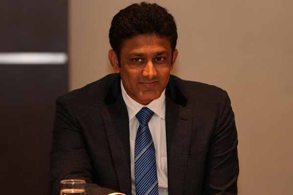 Anil Kumble to become new coach of Team India