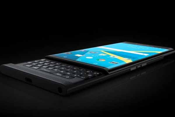 BlackBerry Priv's India launch may be priced near 50k