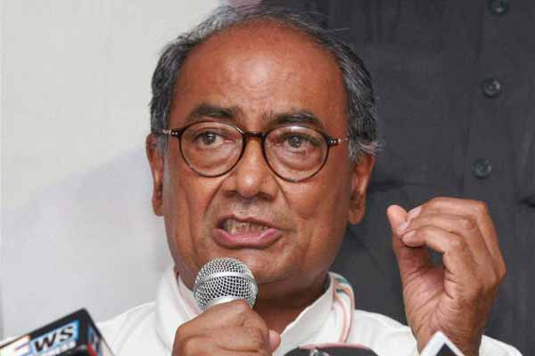 Digvijay Singh taken aback after seeing his name in Below Poverty Line list