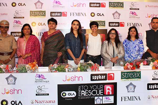 Femina addresses women's safety with the 'Femina To Your Rescue' app