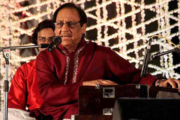 Pakistan ghazal singer Ghulam Ali cancels all concerts in India