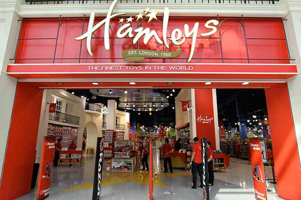 UK-based toy store Hamleys to open more stores in India