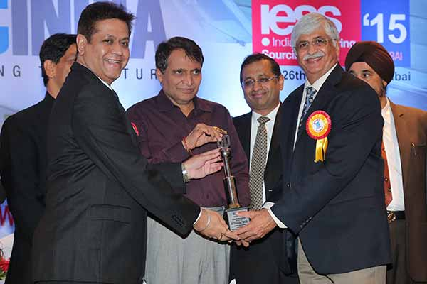 "EEPC confers ""Star Performer Award"" to Kirloskar Oil Engines Ltd. for the seventh consecutive year"