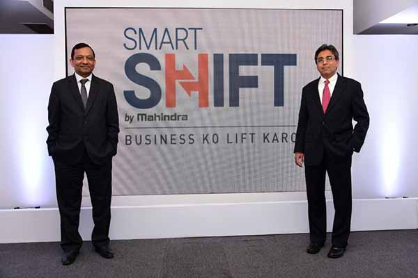 Mahindra enters digital marketplace for intra-city logistics with 'SmartShift'