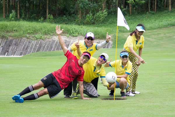 Mission Hills builds footgolf support in China's golf and leisure industry