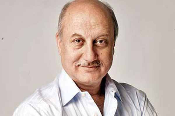 BJP sympathiser Anupam Kher to lead counter-Award Wapsi march to President's House