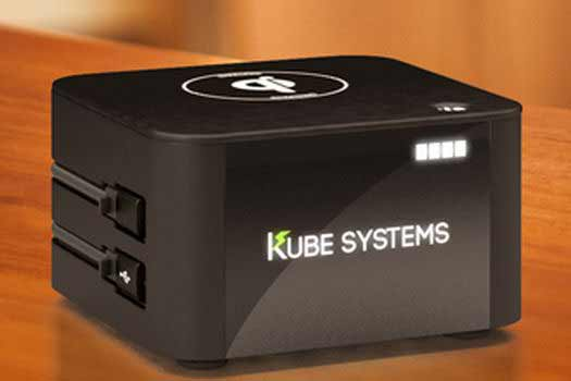 Kube Systems enters the LA Boutique Hotel market with its KS Clock™ at Andaz West Hollywood