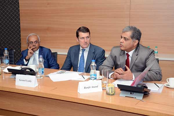 Credit Suisse moves to new smart working facility in Pune, India