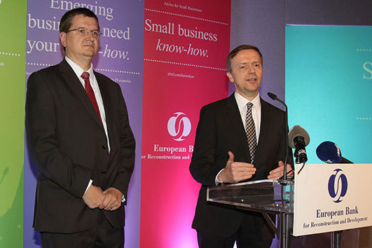 EBRD supports Cypriot small enterprises raising competitiveness