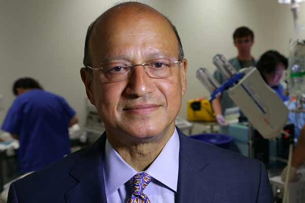 Indian American physician gets top award in clinical cardiology