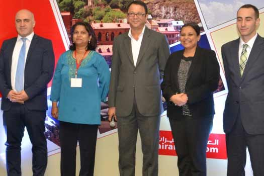 Georgian National Tourism Board launches in India