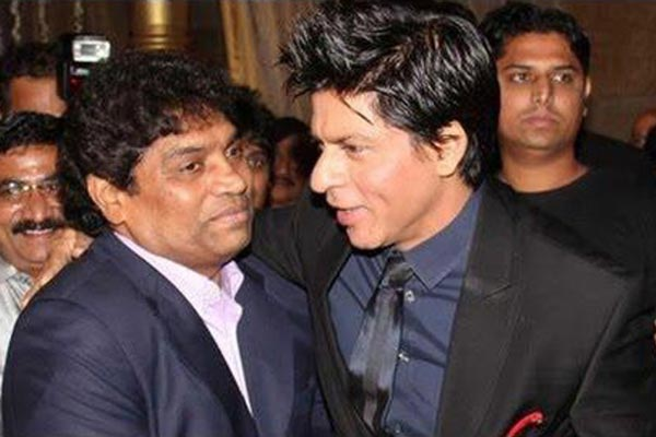 Shah Rukh Khan is magical in 'Dilwale', says Johnny Lever