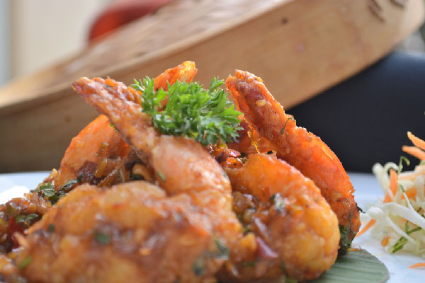 Malay Melange food festival at Panash - Four Points by Sheraton