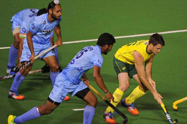 Australia beat India 2-1 in the 2nd Hockey Test to lead series 1-0