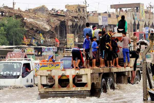 Yemen gets hit by deadly cyclone triggering heavy flood