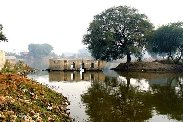 No encroachment of Indus Valley sites at Alamgirpur in Baghpat