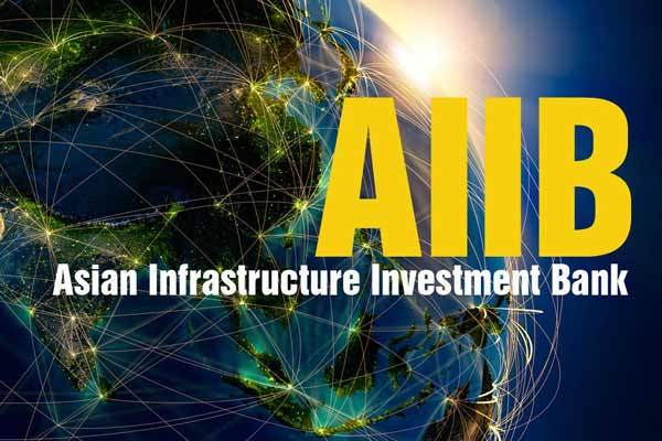 China initiated Asian Infrastructure Investment Bank officially launched