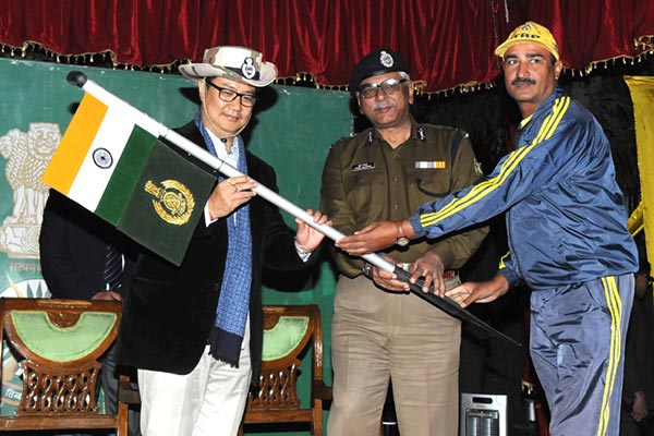 Become 'Flag Bearers' of social change and champions of good governance: Kiren Rijiju asks new Police Officers