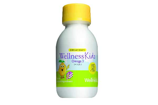 Oriflame introduces WellnessKids Omega 3 – Extension of their Wellness Range
