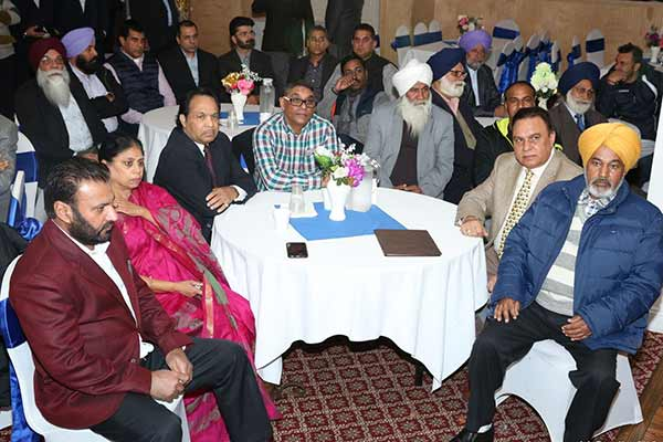 INOC, USA applauds appointment of Captain Amarinder Singh as PPCC President; Celebrates the Constitution, Nehru's Birthday and Bihar victory
