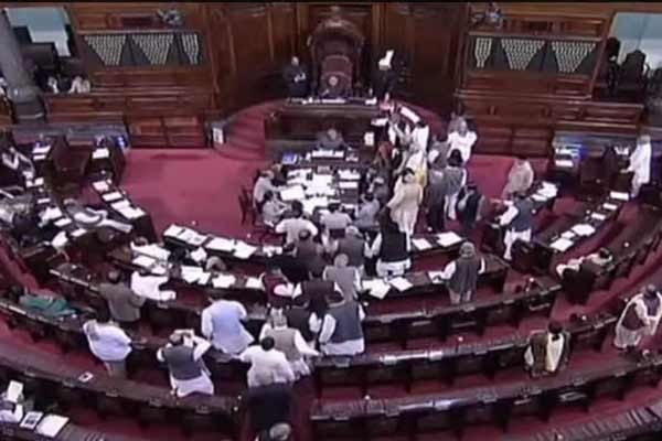 National Herald case: Rajya Sabha stalled for second day