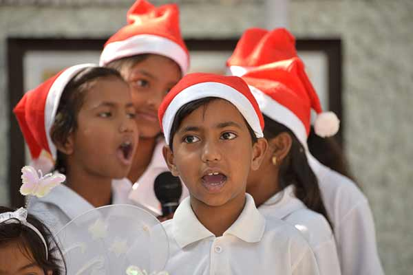 Hope for the Children Foundation Annual Christmas Charity event