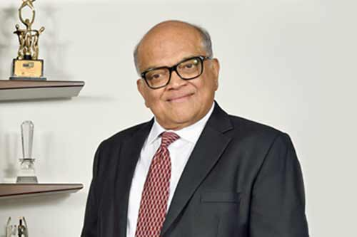 Ashwin Dani, Vice-Chairman of Asian Paints selected as Businessman of the Year 2015