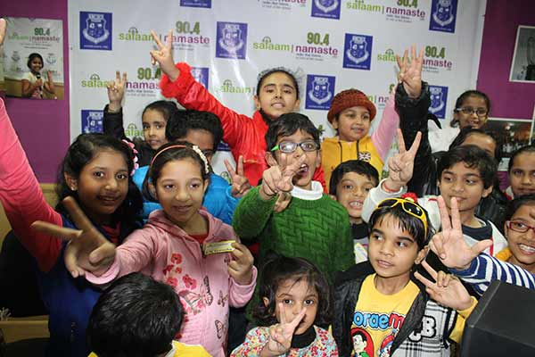 IMS Noida's community radio celebrates the completion of seven glorious years
