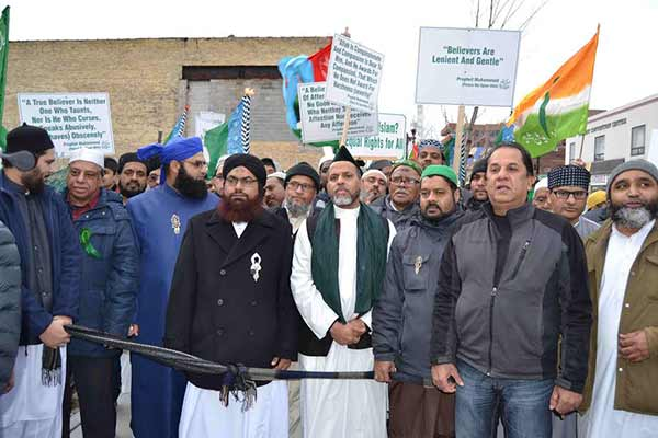 Prophet Muhammad's birth celebrated by Chicago Muslims