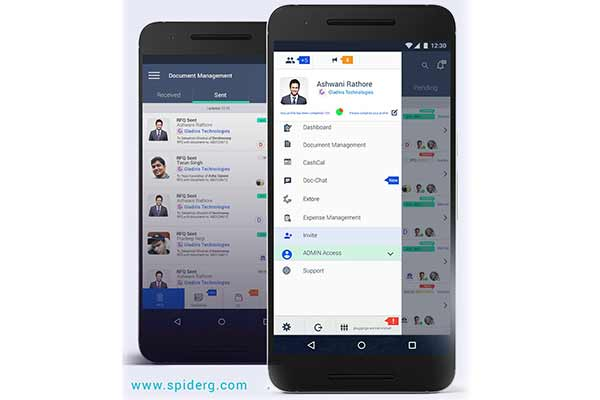 SpiderG launches a first-of-its kind ERP integrated e-invoicing app for SMEs