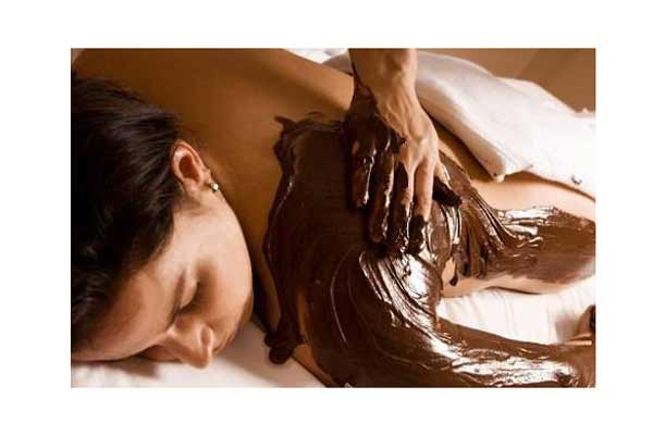Treat your valentine with a spa getaway this season with chocolate therapies