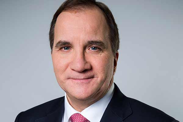 Swedish Prime Minister Stefan Löfven to visit India