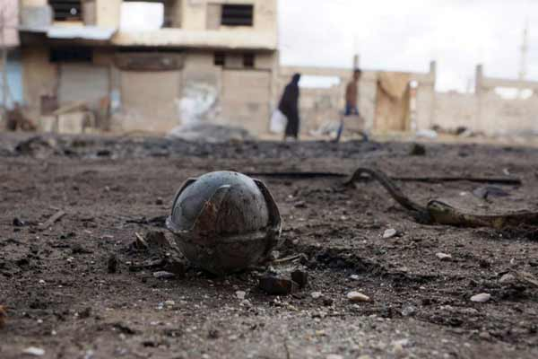 Syria rebels attack government-held Aleppo districts