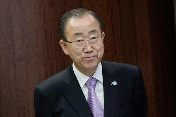 UN chief to attend ethnic peace talks: Myanmar