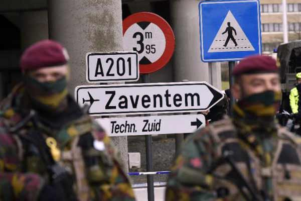 Brussels attacks: Brussels airport delays reopening; death toll lowered to 32