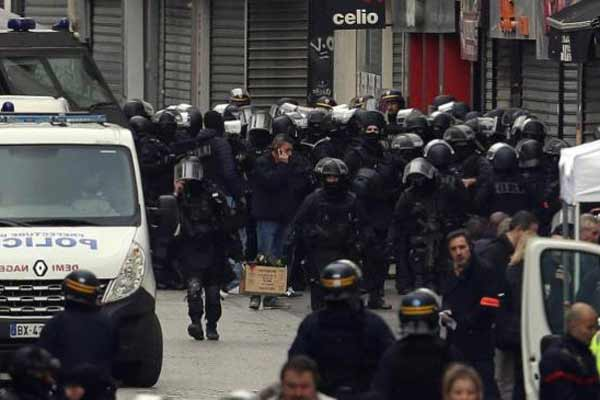 Foiled French terror plot: Belgian police carry out new raid linked to the foiled plot