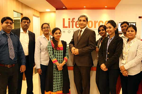 Life Force enters Pune
