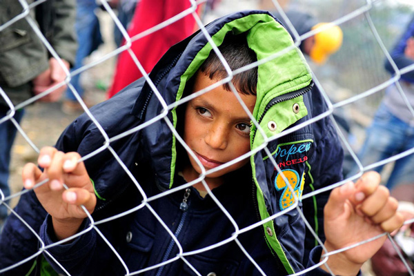 UN agency warns of imminent humanitarian crisis in Greece
