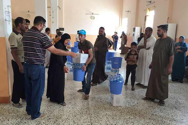 Iraq: UN and partners race to reach thousands fleeing areas west of Ramadi