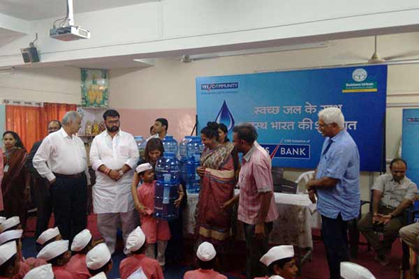 YES BANK Penetrates Deeper in Maharashtra with its Water & Livelihood Security Initiative