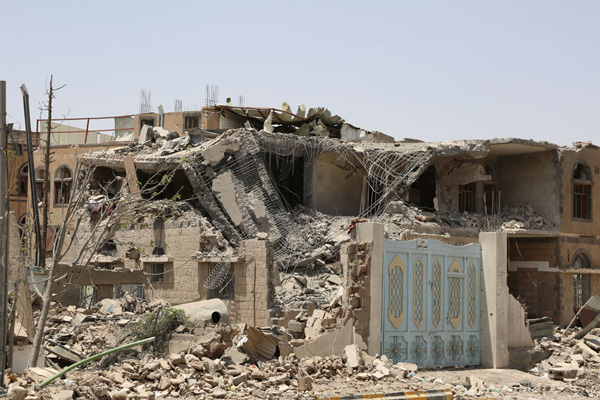 Yemen: Ban condemns apparent airstrike on Sana'a market; calls for prompt investigation