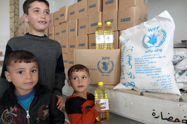 UN agency restores full rations in Syria with boost in donor funding