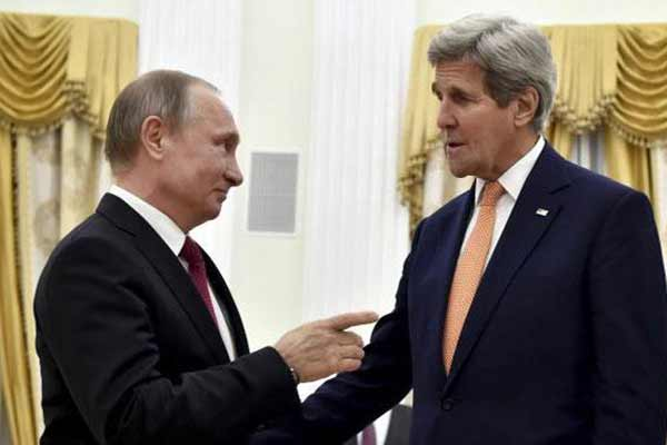 Syria peace effort: Russia, US agree to speed up peace effort